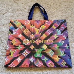 LOUIS VUITTON Shopping Bag ONLY